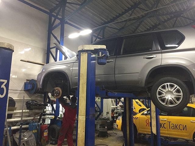 Автосервис по ремонту коробок передач