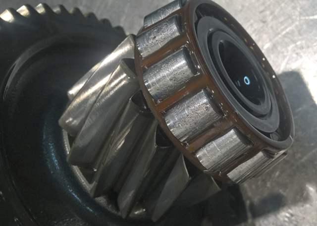 Загудела коробка передач Рено Дастер - износ подшипника вторичного вала