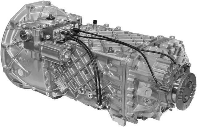Коробка передач ZF 16S