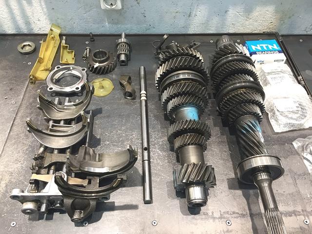 Автосервис по ремонту механических коробок передач