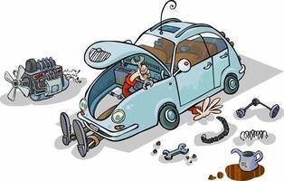 Почему ломается механическая коробка передач - не правильная эксплуатация трансмиссии