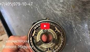 Разборка и диагностика механической коробки передач Опель Зафира - ремонтируем мкпп F17