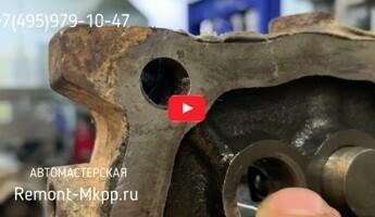 Ремонт коробки передач (МКПП) Тойота Ленд Крузер 105 (4.2) - замена синхронизаторов